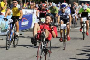 competition recumbent vs upright
