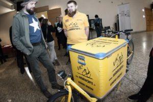 Cargo Bike presentation
